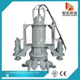 紫东泵业NSQ型耐磨合金潜水砂泵立式渣浆泵