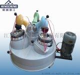XPM-φ120x3三头玛瑙研磨机
