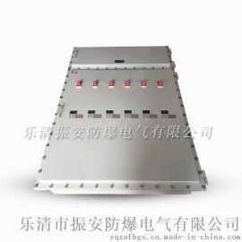 专业生产BXK防爆控制箱,铝合金,钢板焊接防爆配电箱