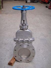 MZ73X暗桿刀閘閥溫州生產