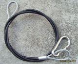 燈具防護鋼絲安全保險繩