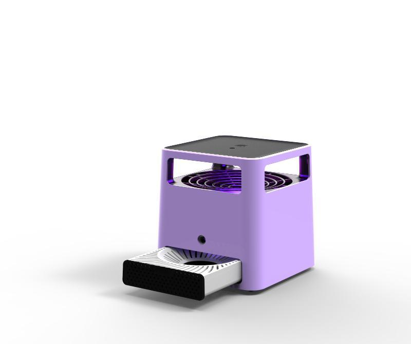 魔方LED光蚊器光触媒家用电器季节性小家电电子