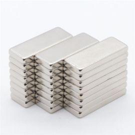 专业生产钕铁硼方块磁铁,N35-N50大小尺寸的磁方块