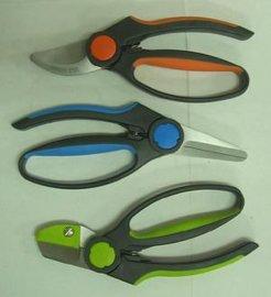 园艺剪 修枝剪 按压式花园剪刀