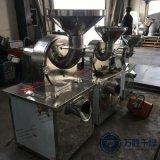 30B高速吸塵粉碎機組 小型不鏽鋼粉碎機 養殖場飼料粉碎攪拌機