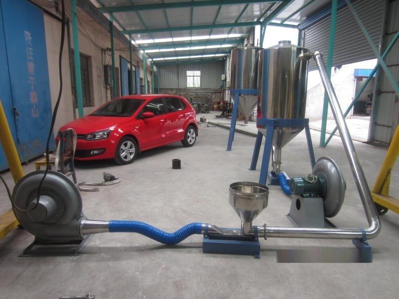 供应热切造粒 不锈钢风送  质量保障 欢迎咨询