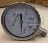 上海天湖 不锈钢充油压力表 耐高温 真空负压表 全规格