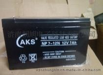 奥克松NP12-7蓄电池ups电源电池电瓶