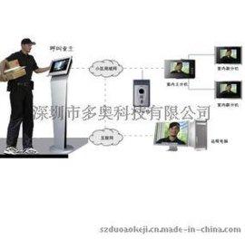 电梯手机刷卡或APP智能管理系统