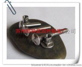 防盗螺丝M6*40防护栏防盗螺丝,不锈钢防盗螺丝