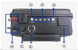 PECRON-T6000 便携式移动电源、锂电池U P S后备电源