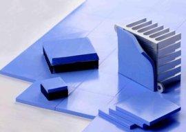 导热硅胶片0.3-14mm 导热系数1.0W-5.0W