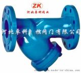 Y型過濾器 給排水專用大體球墨鑄鐵水用過濾器