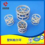 塑料材質DN50*1.5PP鮑爾環填料標準厚度