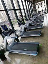 液晶 蓝牙跑步机A商用跑步机智能A宁津健身器材厂家