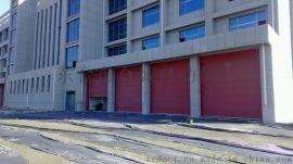 常州消防车库翻板门,工业滑升门,厂家直销
