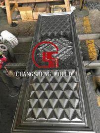 专业生产防盗门模具,不锈钢模具,压花模具,昌盛制造