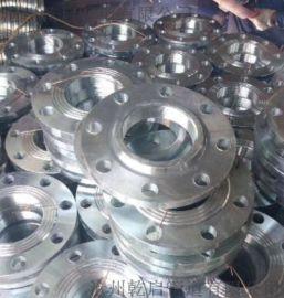 吉林厂家供应 板式平焊法兰 高压法兰 锻制碳钢法兰