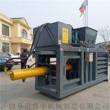 大吨位秸秆稻草卧式打包机尺寸定制
