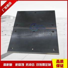 厂家直销煤矿厂专用高分子PE耐磨板加工定制安装