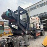 广东珠海投入使用移动式建筑垃圾处理生产线 优势多多