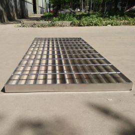 厂家直销不锈钢格板 新型沟盖板 物美价廉 来电定制