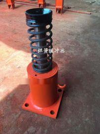直销云南省 焊接式弹簧缓冲器 HT1-63型弹簧缓冲器 起重缓冲装置 构造与维修简单 缓冲器型号 缓冲器非标定制 缓冲器价格