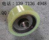 供应湖北焊接滚轮架上载重轮聚氨酯包胶、耐磨橡胶包胶