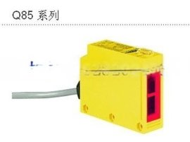 供应福州邦纳光电传感器厂家_邦纳BANNER光电传感器Q85VR3LP-B