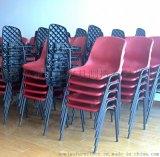 可疊放塑鋼培訓椅廣東鴻美佳廠家提供