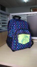 儿童书包幼儿园书包背包定制厂家印字小学生卡通双肩包