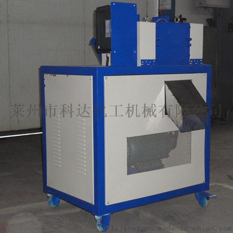 500型塑料造粒机拉条切粒机设备
