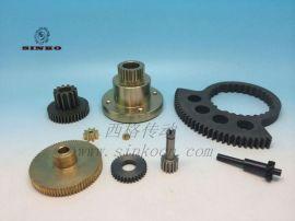 sinko/西格传动 供应精密金属齿轮