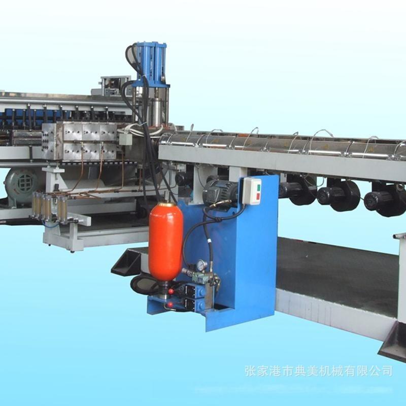 蜂窝板生产线 塑料蜂窝板挤出生产线直销