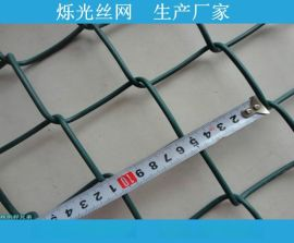 建筑防护用镀锌钢丝勾花网 优质勾编铁丝网生产商