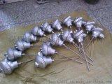 熱電偶定製感測器PT100熱電阻性能好可定製尺寸
