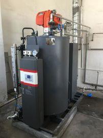 蒸饭箱、夹层锅配套用燃气蒸汽锅炉 立式燃气蒸汽锅炉 全自动燃气冷凝蒸汽发生器
