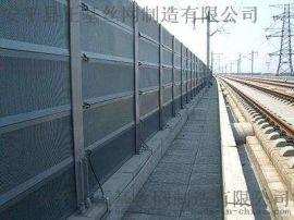 高架桥声屏障 小区声屏障 高速公路隔音板