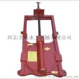 面向全国供应销售加工制作平面拱形铸铁闸门