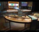 不锈钢珠宝首饰展示柜厂家定制整体店面装修设计