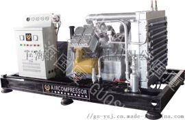 管道试压300公斤高压空压机检漏200公斤空压机