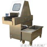 强大机械销售真空盐水注射机 嫩化肉类盐水注射机