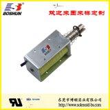 電梯起重設備電磁鐵推拉式 BS-1264L-13