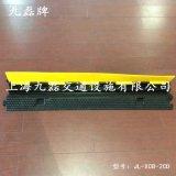 车间橡胶压线槽, 地面橡胶压线槽, 二线槽橡胶压线槽