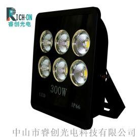 立体聚光LED投光灯,300W聚光投光灯