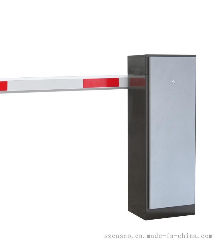 停车场道闸 直杆 曲杆 栅栏中速道闸