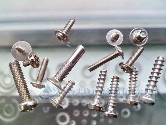 不锈钢非标小螺丝,304非标螺丝