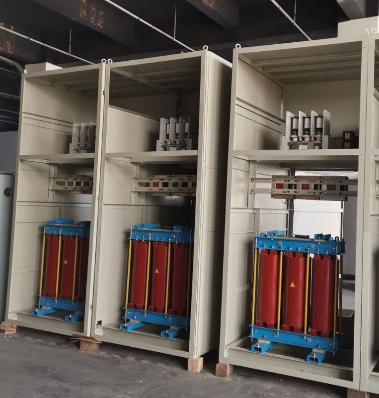 TGWB高压电容补偿柜 10kv提升功率因数