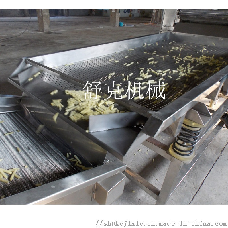 自動上料江米條油炸線供應