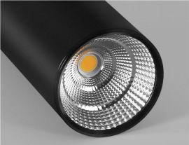 30W吊線筒燈,200mm筒燈